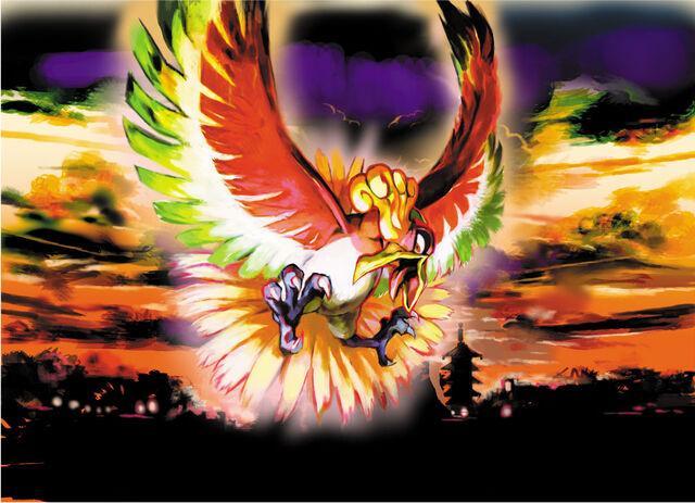 File:Ho-Oh HeartGold & SoulSilver TCG artwork.jpg
