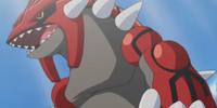 Groudon (anime)