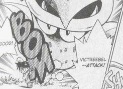 Red's Victreebel Adventures