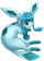 Glaceon Transparent
