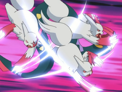 Zangoose Slash