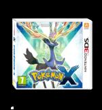 Pokemon X Version Boxart