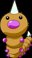 013Weedle OS anime 2