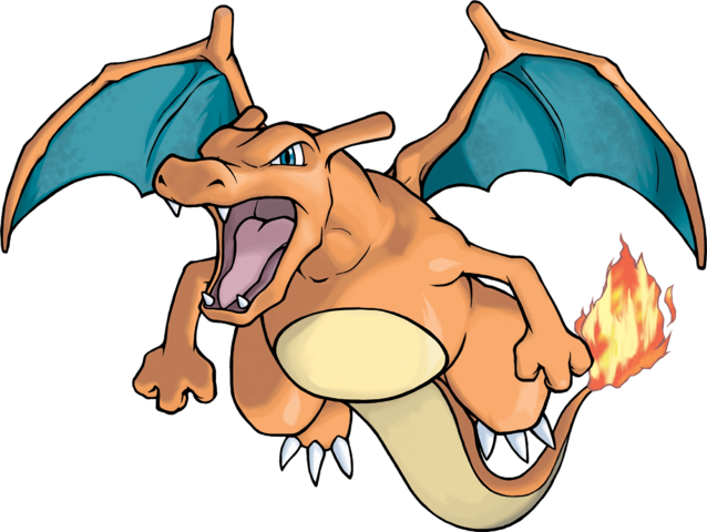 File:006Charizard Pokemon Ranger.png