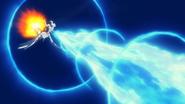 Reshiram M14 Blue Flare