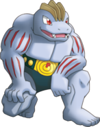 067Machoke Pokemon Mystery Dungeon Explorers of Sky