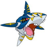 319Sharpedo Mega Dream