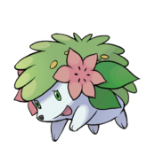 492Shaymin Pokemon 20th Anniversary