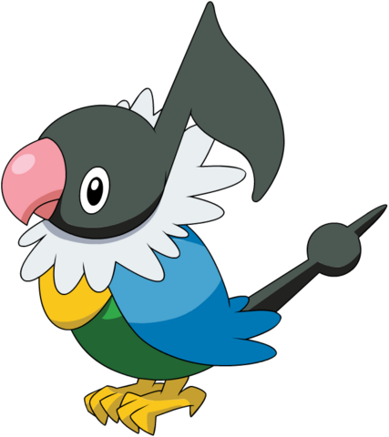 File:441Chatot DP anime.png