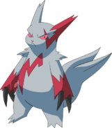 335Zangoose AG anime