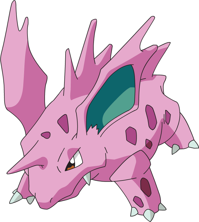 Nidorino Evolution Images & Pictures - Becuo