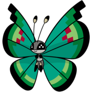 666Vivillon Garden Dream