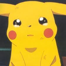 Pikachucrying
