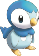 393Piplup Pokemon Mystery Dungeon Explorers of Time and Darkness