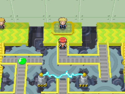 Pokemon Diamond - Shunyshore Gym