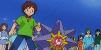 Trainer's Starmie