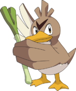 083Farfetch'd AG anime
