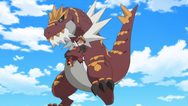 Scientist Tyrantrum
