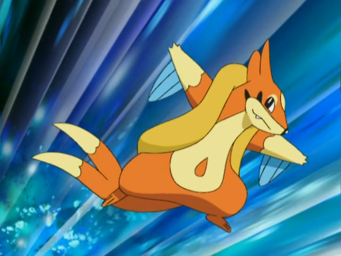 Crasher Wake Floatzel