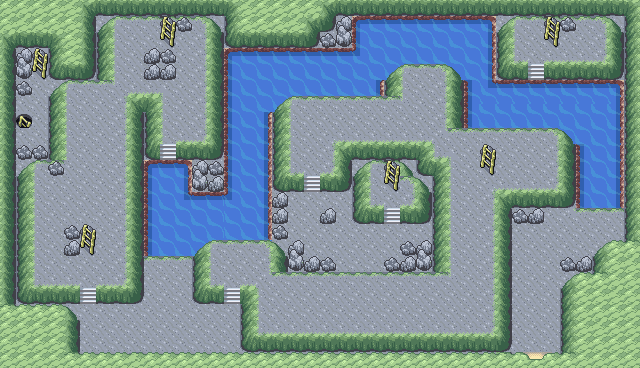 File:Cerulean Cave 1F (Pokemon FireRed and LeafGreen).png
