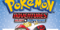 Pokémon Adventures: Volume 16