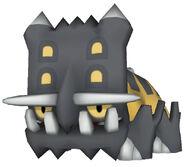 411Bastiodon Pokémon PokéPark