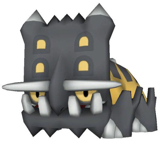 File:411Bastiodon Pokémon PokéPark.jpg
