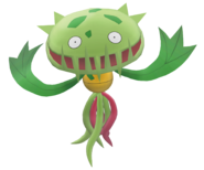 455Carnivine Pokemon Battle Revolution