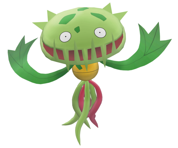 File:455Carnivine Pokemon Battle Revolution.png
