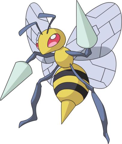 File:015Beedrill AG anime.png