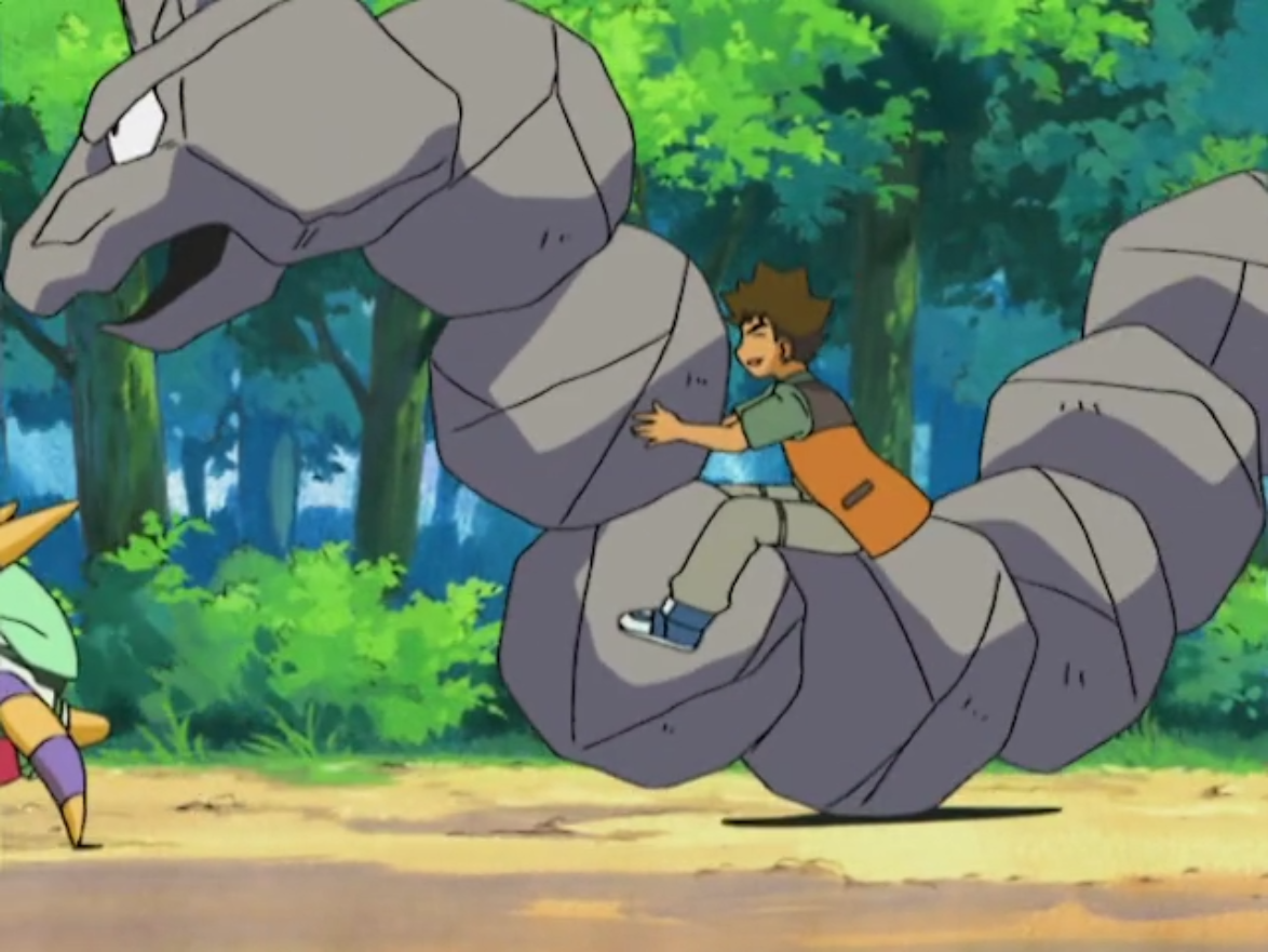 how to get onix in pokemon sun