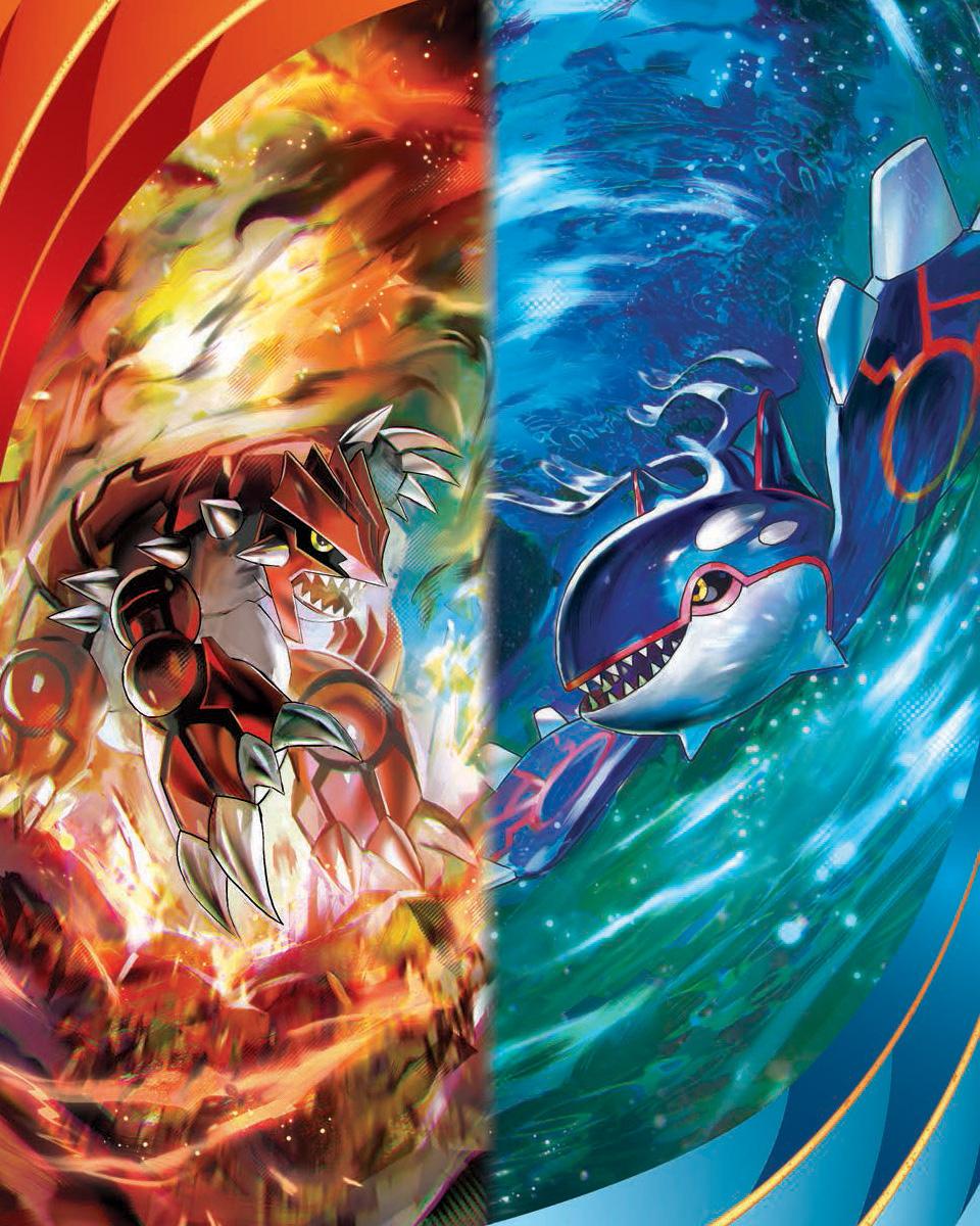 Groudon | Pokémon Wiki | FANDOM powered by Wikia