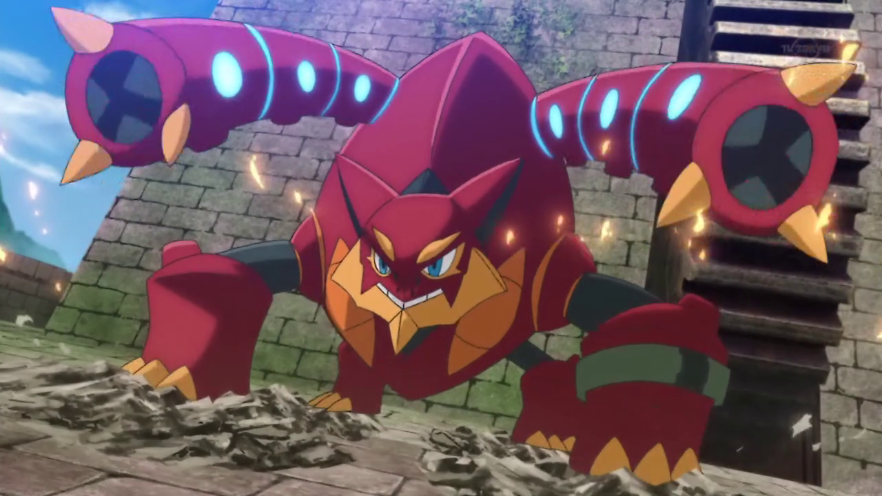 Grab a code for Mythical Steam Pokemon Volcanion for Pokemon ORAS ...