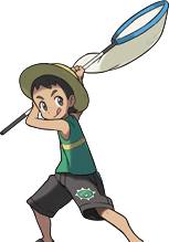 ORAS Bug Catcher