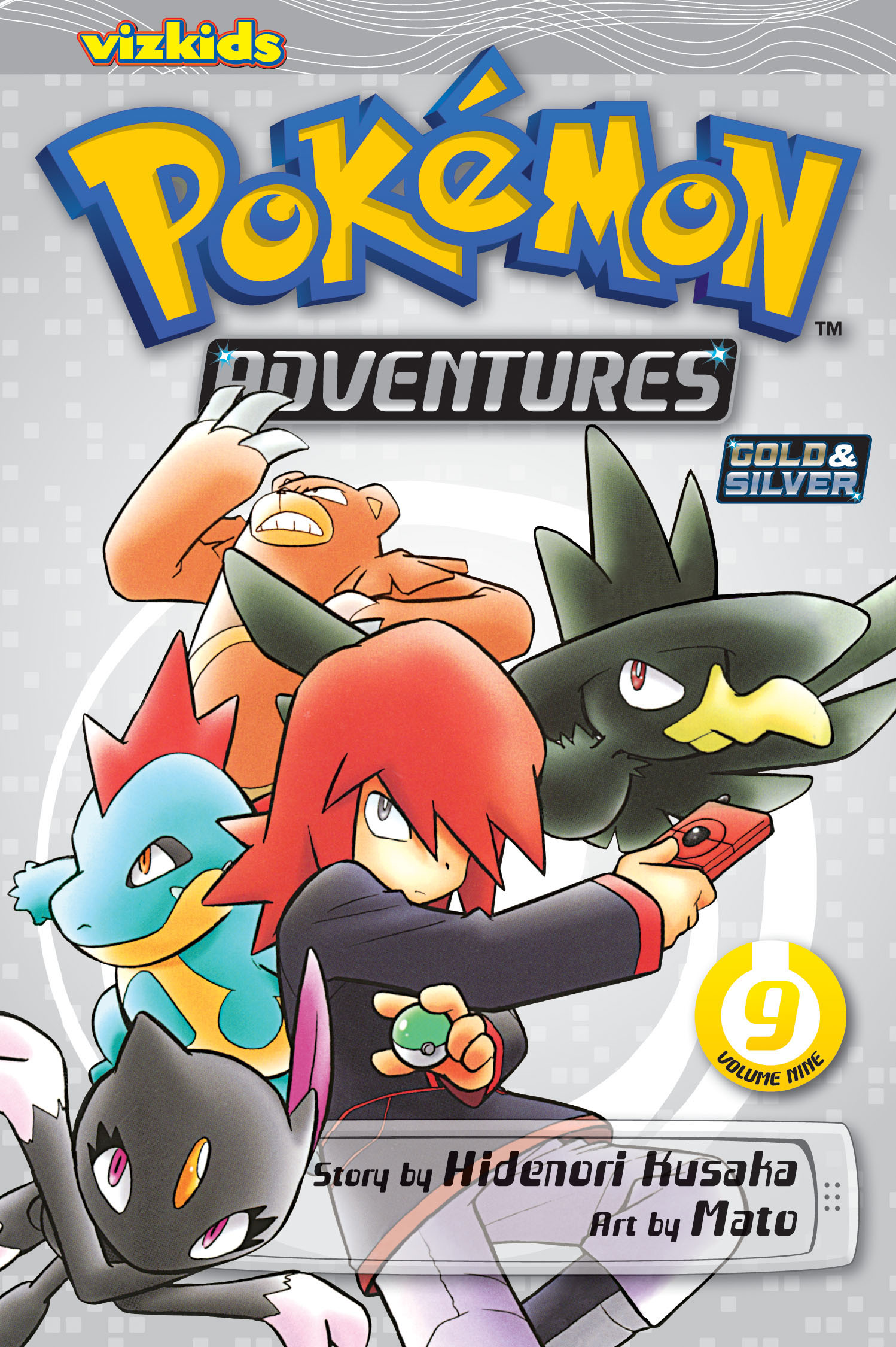 Pokémon Adventures: Volume 9 Pokémon Wiki FANDOM