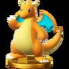 Dragonite trophy SSBWU
