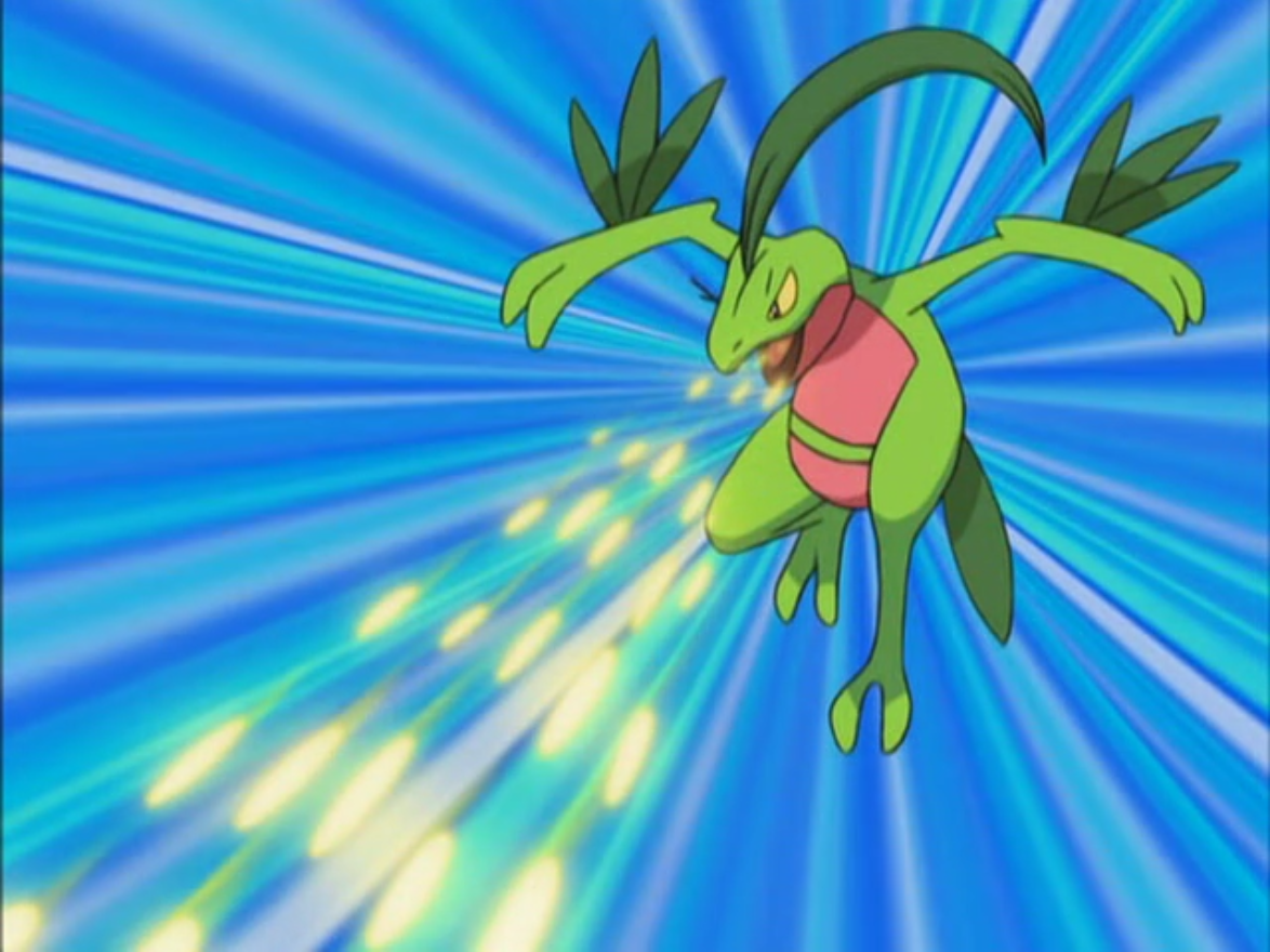 Ash's Sceptile | Pokémon Wiki | FANDOM powered by Wikia