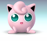 Jigglypuff (Super Smash Bros. Brawl Artwork)