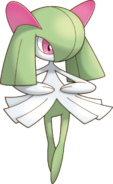 281Kirlia Pokemon Mystery Dungeon Explorers of Sky