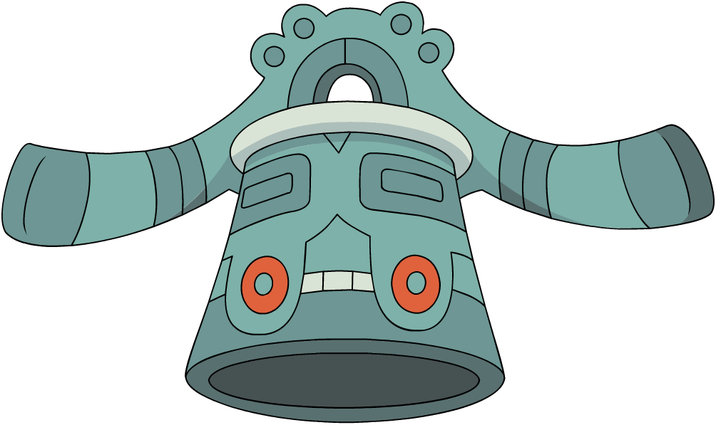 Bronzong Pok 233 Mon Wiki Fandom Powered By Wikia