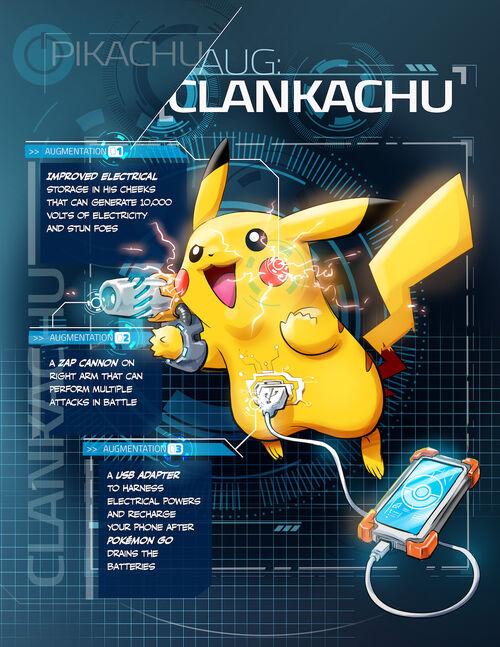 DeusEx Augs Pikachu
