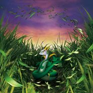 Serperior BW1 artwork