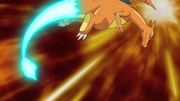 Ash Charizard Dragon Tail