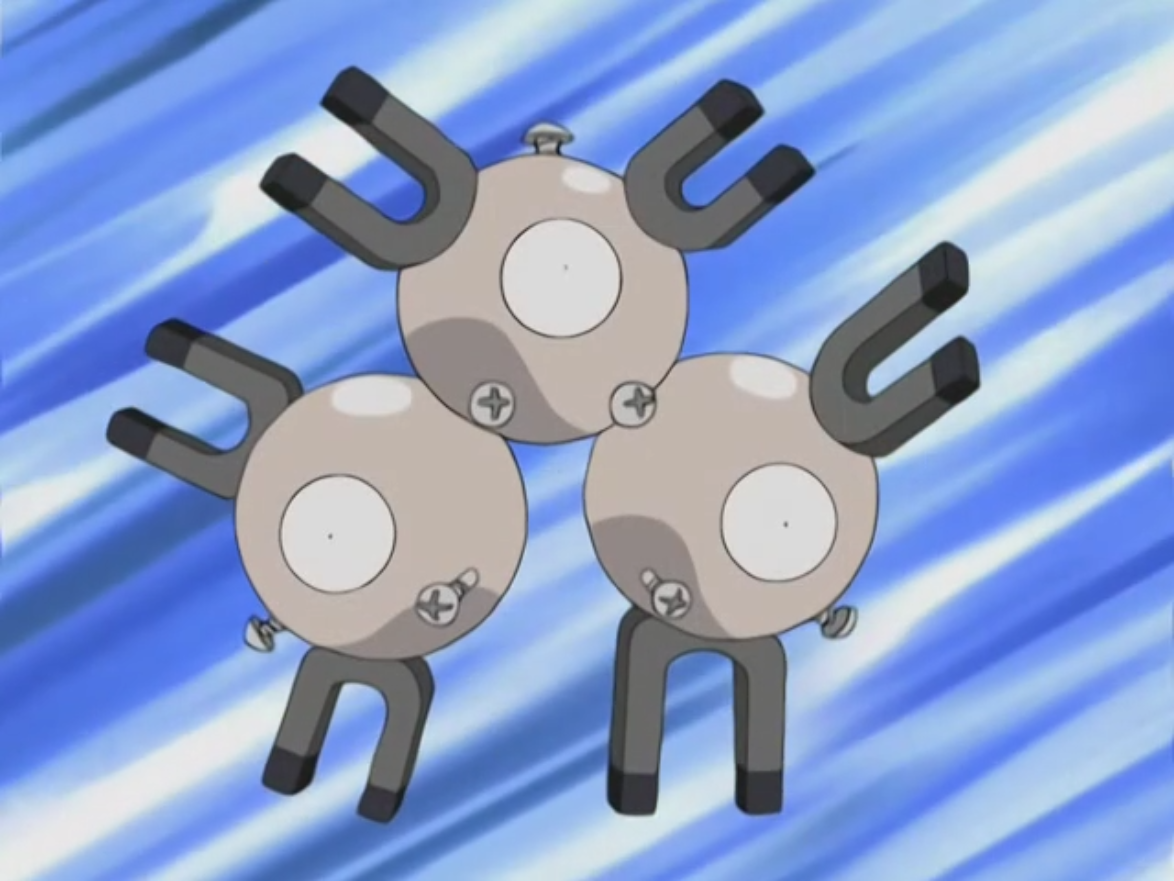 magneton images pokemon images. Black Bedroom Furniture Sets. Home Design Ideas