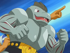 Captain Machoke
