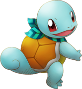 007Squirtle Pokémon Super Mystery Dungeon