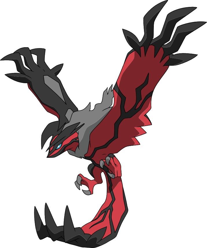 Yveltal - Destruction Pokemon by Shutwig on DeviantArt