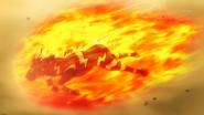 Elesa Zebstrika Flame Charge