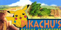 Pikachu's Rescue Adventure (short)