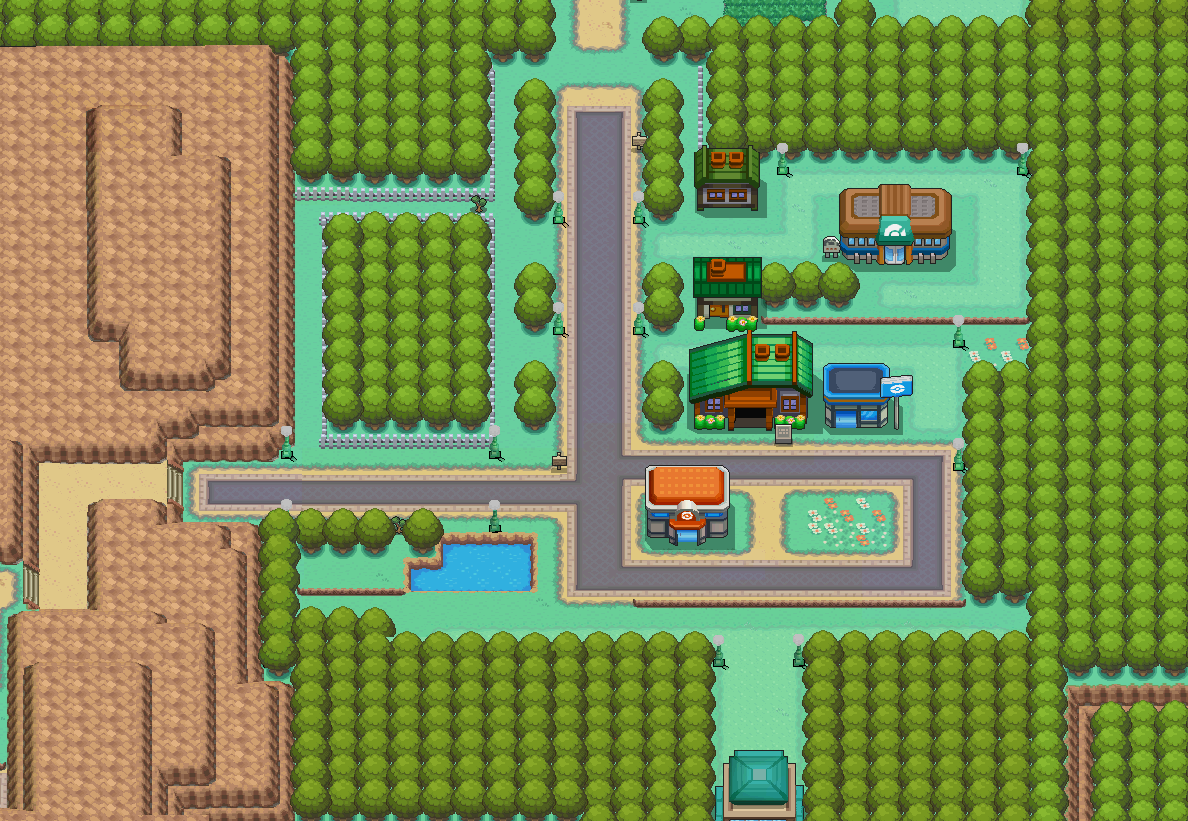 pokemon fire red how to get to celadon city